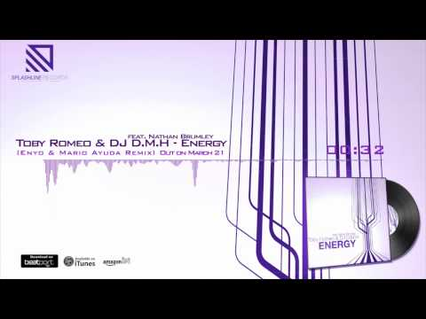 #SPL15-003 Toby Romeo & DJ D.M.H feat. Nathan Brumley - Energy (Enyo & Mario Ayuda Remix) [OUT NOW]