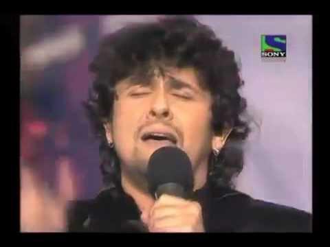 X Factor India  Sonu Nigam Phir Milenge Chalte Chalte
