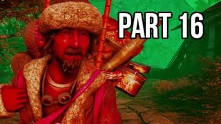 Far Cry 4 Walkthrough Gameplay - Part 16 - CRAZY COLORFUL TRIP!! (PS4/XB1/PC Gameplay 1080p HD)