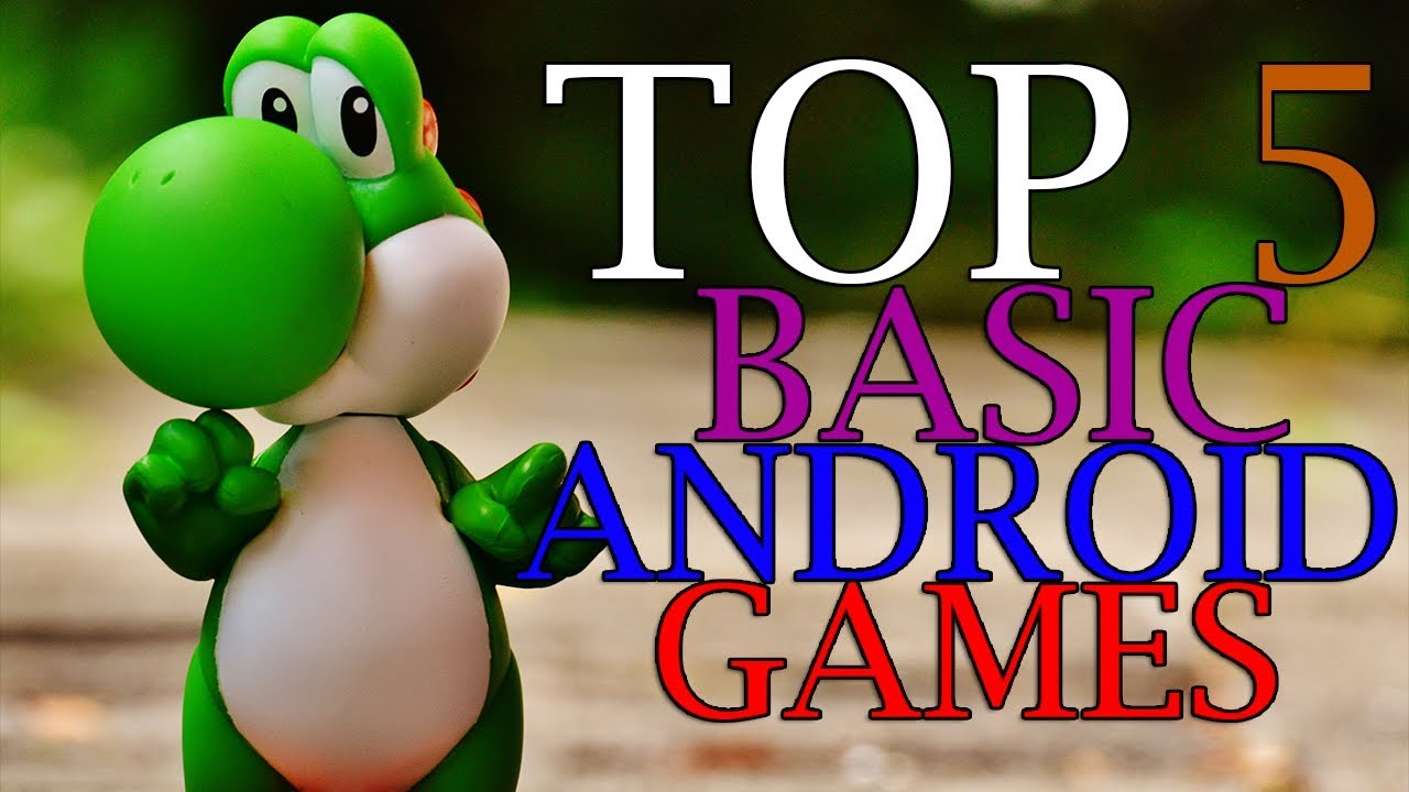 Top 5 Basic Android Games | Top Free Basic Android Games | [Explained  Hindi/Urdu]