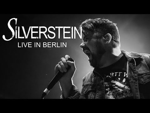 """SILVERSTEIN - """"A Great Fire/Vices/Broken Stars"""" live in Berlin [CORE COMMUNITY ON TOUR]"""
