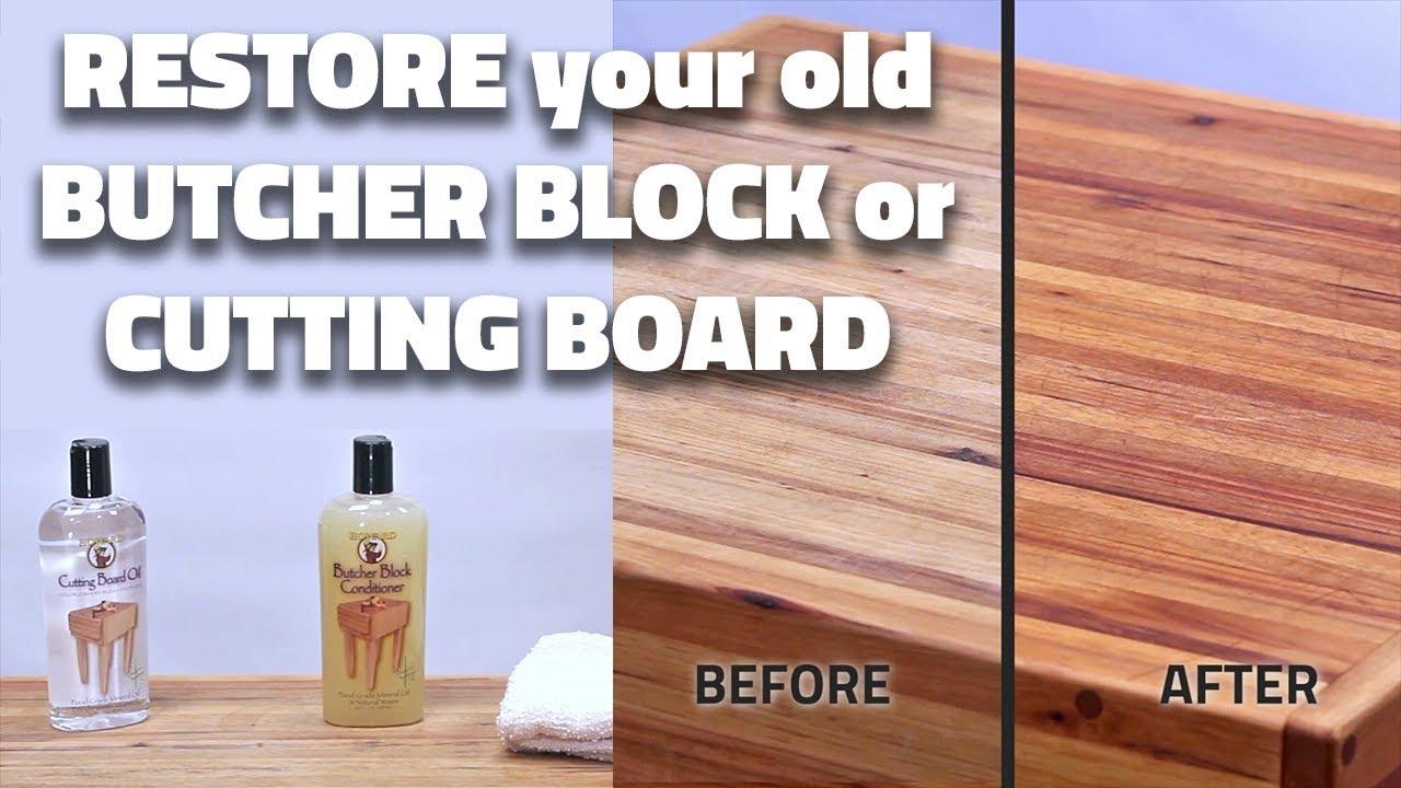 Cutting Board Or Butcher Block