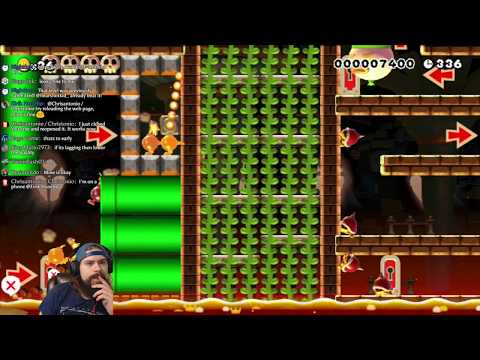 Super Mario Maker // Viewer Levels
