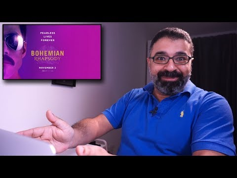 تريلر رياكشن لفيلم Bohemian Rhapsody عن قصة فريق Queen وFreddie Mercury | فيلم جامد