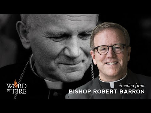 "Bishop Barron on St. John Paul II's ""Lessons in Hope"""