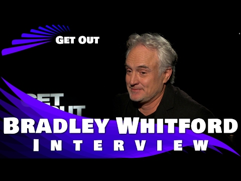 GET OUT - Bradley Whitford Interview