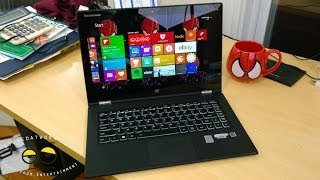 Yoga 2 Pro Review: The best Laptop of 2013