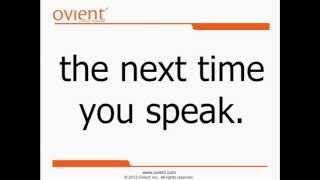 Accent Diet - Lesson 1: Pausing (Accent Modification / Accent Reduction) thumbnail