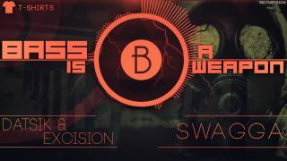 ►◄  Datsik & Excision - Swagga (BASS BOOSTED)