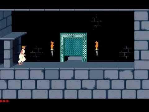 Prince of Persia 1 - Original (Jordan Mechner,1990) - Level 01