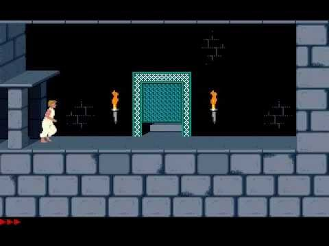 Prince of Persia 1 - Original (Jordan Mechner,1990) - Level 01