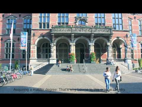 Studie in Holland - Life in Groningen