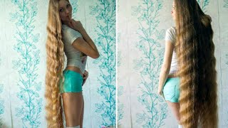 This Girls Is Rapunzel IN REAL LIFE | What s Trending Now