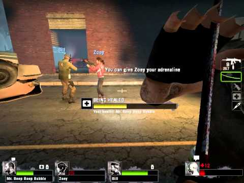 Left 4 Dead 2 Shenangines: Sexual healing! (5/6)