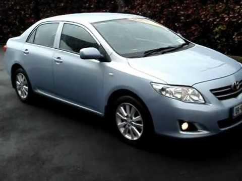 Toyota corolla diesel 1 4 luna band b tax 90bhp 60 mpg fitzpatricks garage kildare youtube - Fitzpatricks garage kildare ...