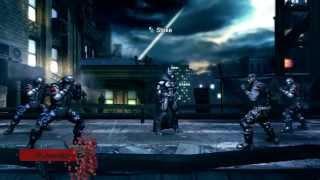 Batman Arkham Origins Blackgate Deluxe Edition PC Gameplay | 1080p