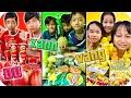 Tony | Thử Thách Mua & Ăn Mọi Thứ Theo Màu Sắc - Color Battle