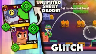 WHAT IF BRAWLERS HAD SHELLY'S NEW GADGET |  Unlimited Mortis CoiledSnake  BrawlStars