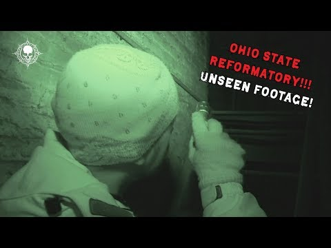 Ghost Hunt at Ohio State Reformatory: The Unseen Footage #1
