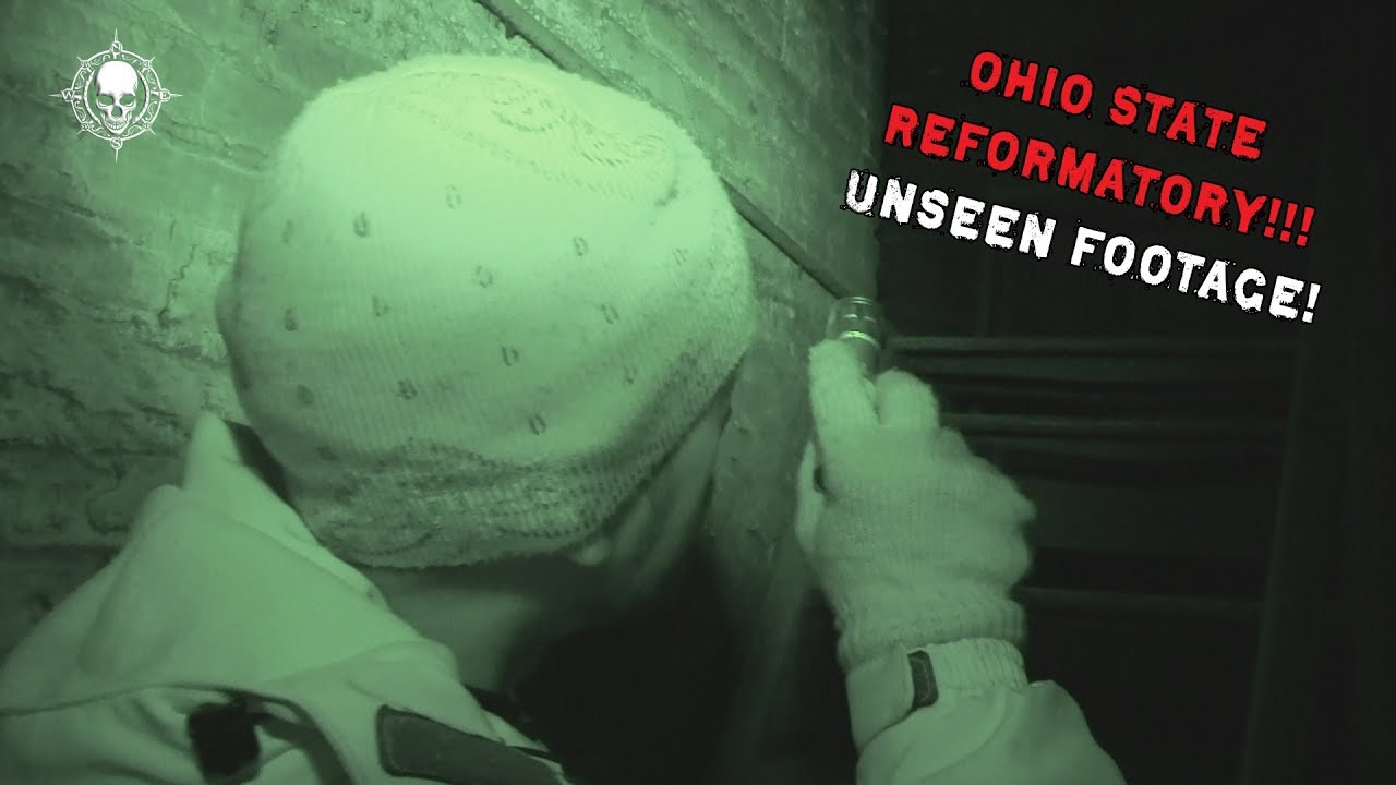 haunted ohio state reformatory: the unseen footage #1 - youtube