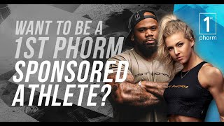 How to Become a Sponsored Athlete in 2020 I 1st Phorm Athlete Search