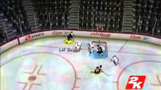 NHL 2K7 - gameplay
