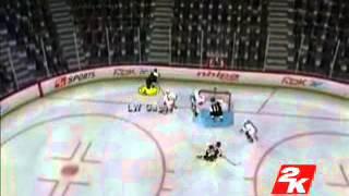 NHL 2K7 - gameplay