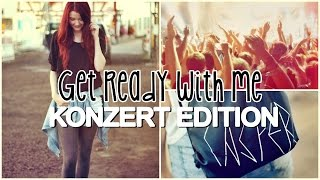 Get Ready With Me I KONZERT EDITION Thumbnail
