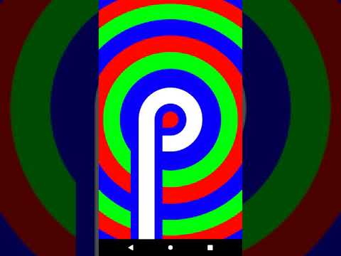 #Android P Easter Egg