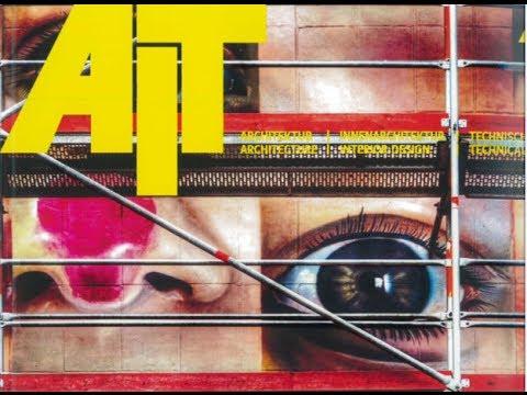AIT 10/2013 Architektur Zeitschrift Innenarchitektur Office Bulidings