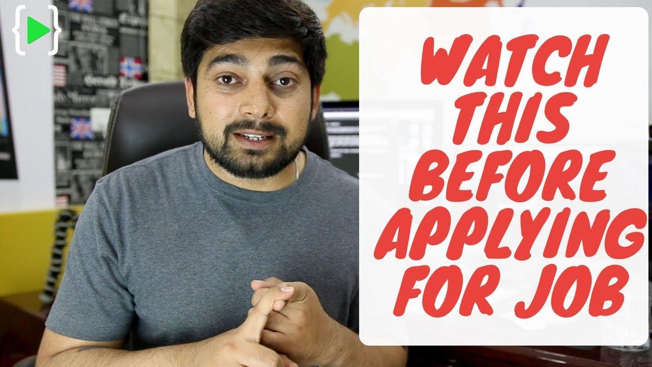 10 Tips Before Applying For Any Programming Job