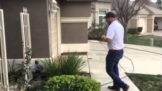 Why Back Rolling Is Best When Painting Exterior Stucco Homes