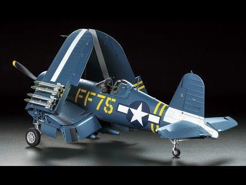 Tamiya 1:32 F4U-1D - A more detailed look!