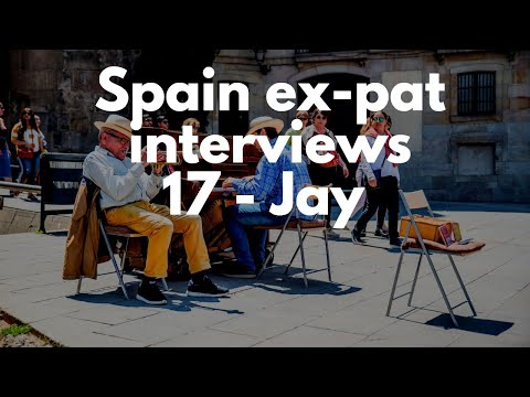 Living in Spain interview - Jay