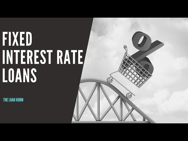 Fixed Interest Rate Home Loan