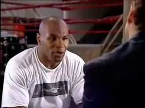 how did Mike Tyson become a Muslim (interview)
