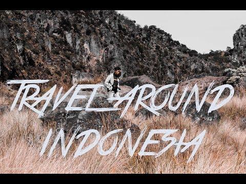 Travel around 5 city in indonesia over 3 month (jakarta, bogor, bandung, ternate, manokwari)