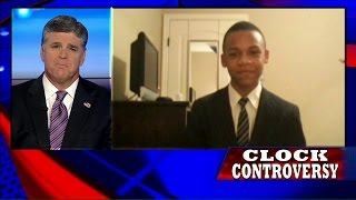 "13-year-old CJ Pearson appeared on ""Hannity"" tonight to discuss a v..."