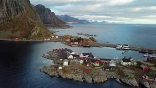 Chasing the Northern Lights in Lofoten and Tromso