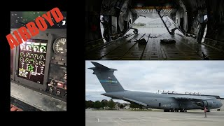 C-5M Super Galaxy Power Back