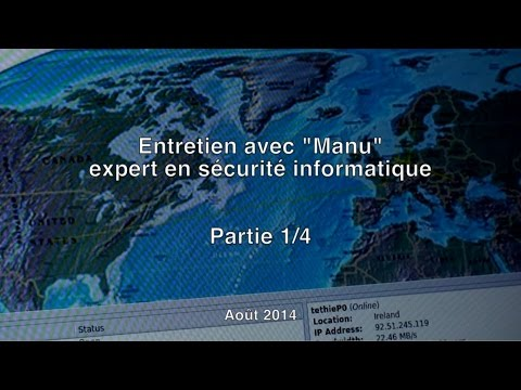 Documentaire « Au-delà d'Internet : Tor et Darknet » (1/4)