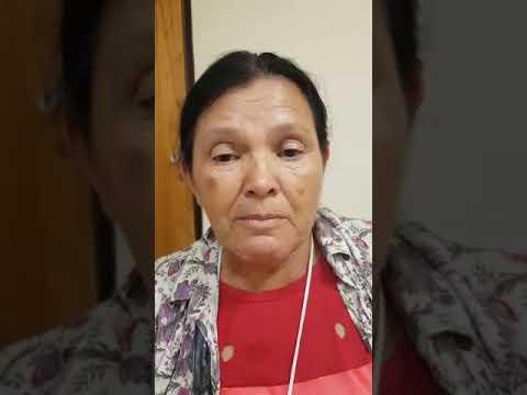 VÍDEO: mujer teme tras amenaza de su ex