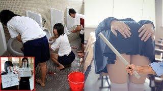दक्षिण कोरिया में 5 सबसे पागल स्कूल नियम🔥5 Most Insane School Rules In South Korea.