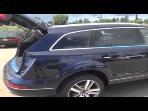 2013 audi q7 Reviews