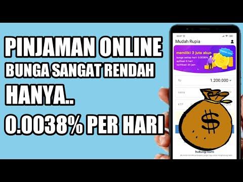 Pinjaman Online Bunga Rendah Hanya Modal Ktp Youtube