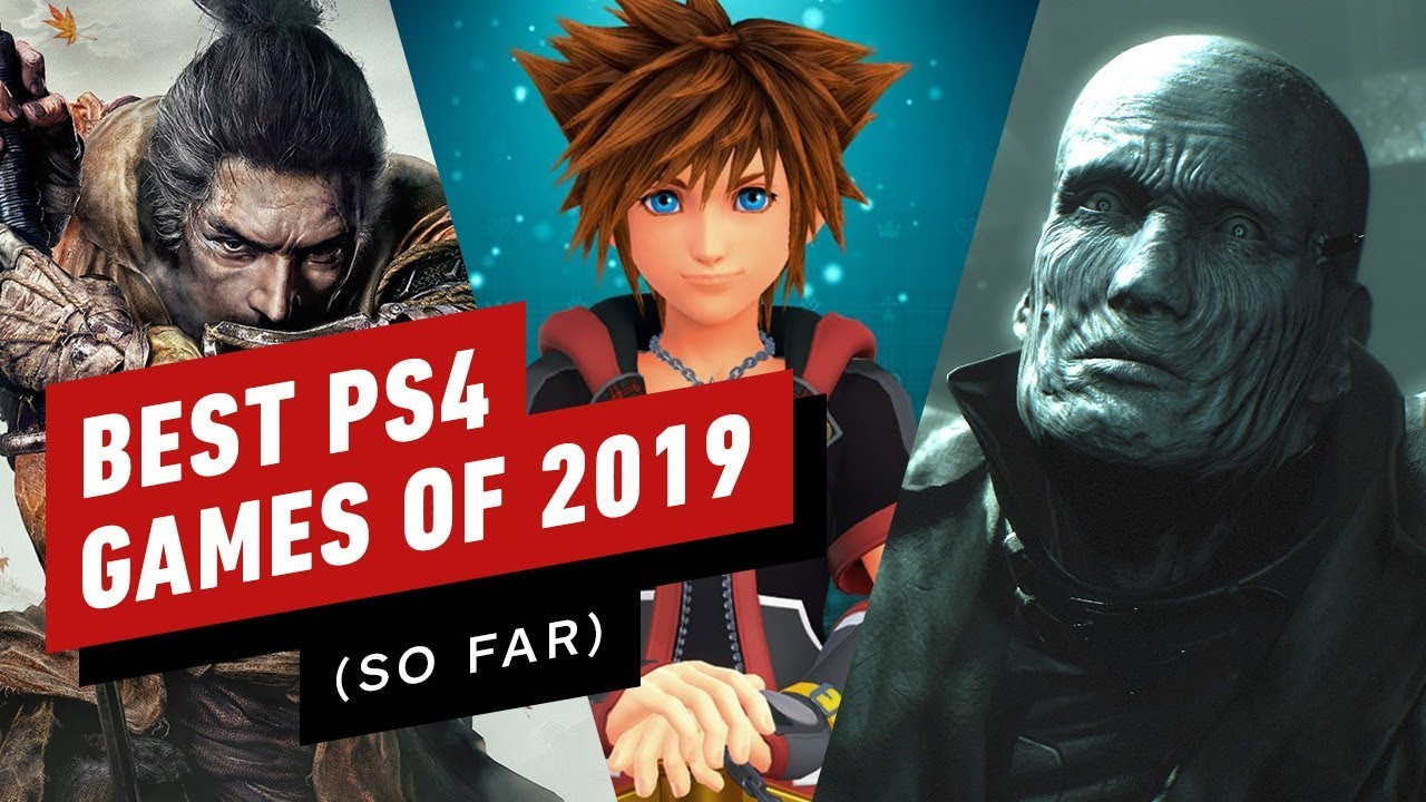 The Best Ps4 Games Of 2019 So Far Youtube