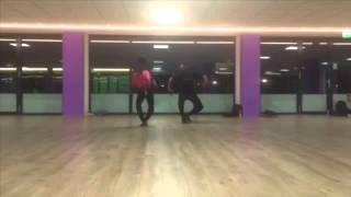 @Kaytranada - Leave me alone Choreography by Arnold Arakaza