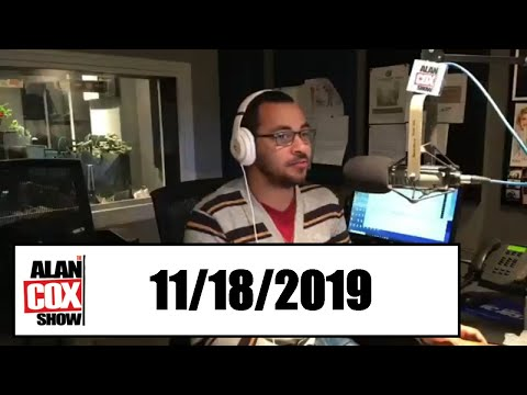 The Alan Cox Show - The Alan Cox Show (11/18/2019)