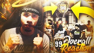 SUBSCRIBER LET ME HIT 99 OVERALL FOR HIM! 99 OVERALL SHOTMAKER! NBA 2K19 GAMEPLAY!