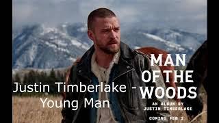 Justin Timberlake   The Young Man + [LYRICS]